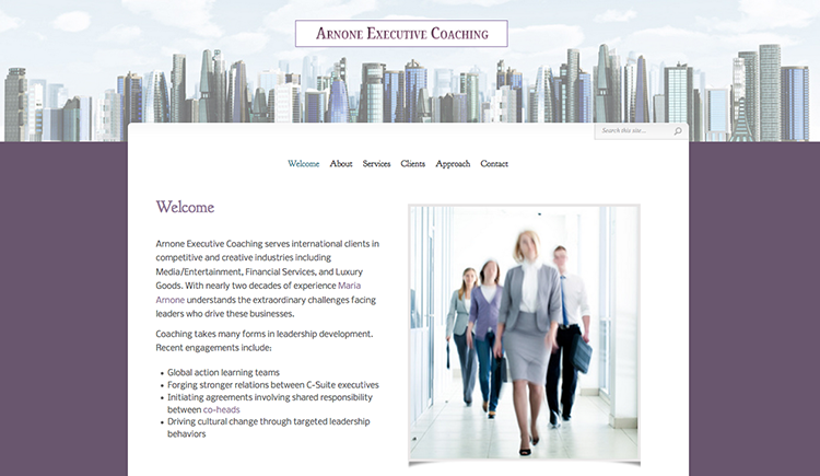 Arnone Executive Coaching